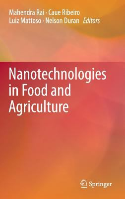 book cover for Nanotechnologies in Food and Agriculture