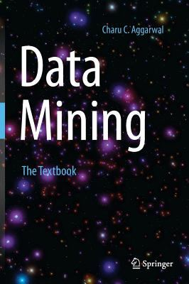 book cover: Data Mining: the textbook