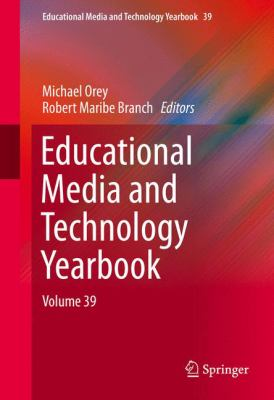 Cover art of Educational Media and Technology Yearbook