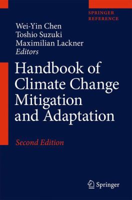 Book Cover : Handbook of Climate Change Mitigation and Adaptation