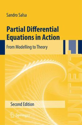book cover: Partial Differential Equations in Action