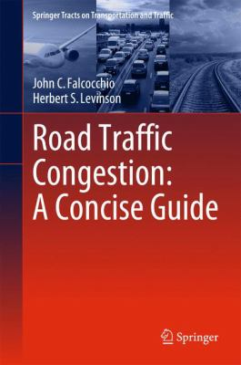 Book Cover: Road Traffic Congestion: a Concrete Guide