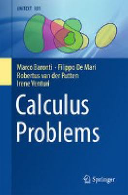 book cover - Calculus Problems