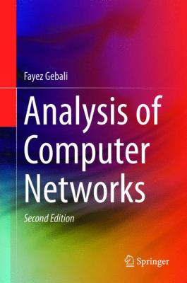book cover: Analysis of Computer Networks
