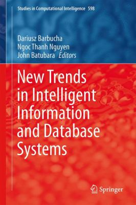 book cover: New Trends in Intelligent Information and Database Systems