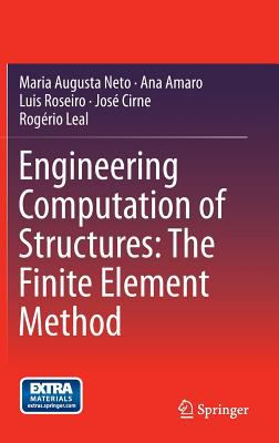 book cover: Engineering Computation of Structures: the Finite Element Method