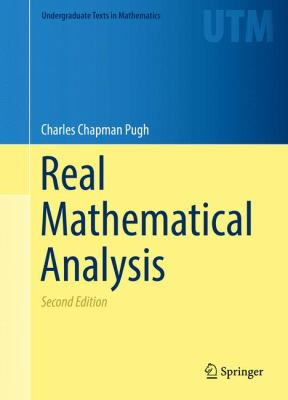 book cover: Real Mathematical Analysis