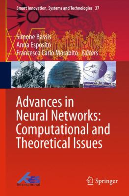 book cover: Advances in Neural Networks