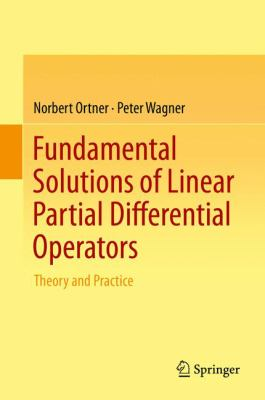 book cover: Fundamental Solutions of Linear Partial Differential Operators
