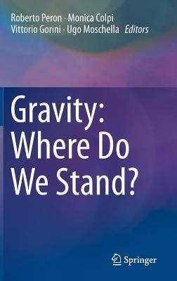 Book Cover : Gravity: Where Do We Stand?