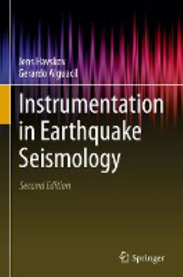 book cover: Instrumentation in Earthquake Seismology