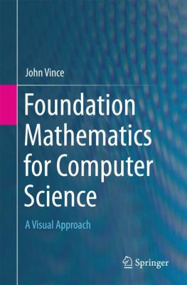 book cover: Foundation Mathematics for Computer Science