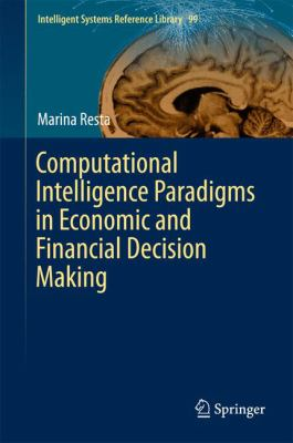 book cover: Computational Intelligence Paradigms in Economic and Financial Decision Making