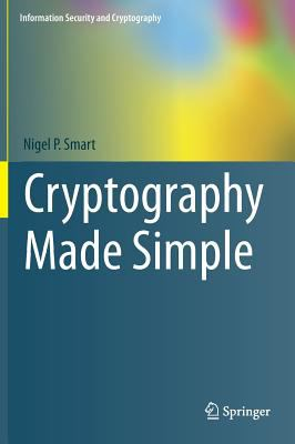 book cover: Cryptography Made Simple