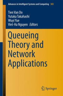 book cover: Queueing Theory and Network Applications