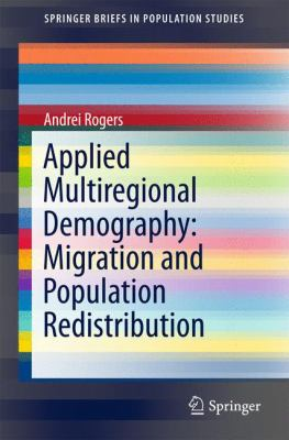 Book Cover : Applied Multiregional Demography : Migration and Population Redistribution