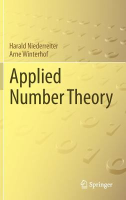 book covers: Applied Number Theory