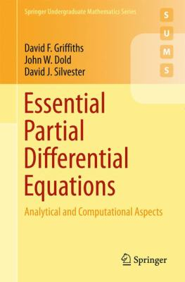 book cover: Essential Partial Differential Equations