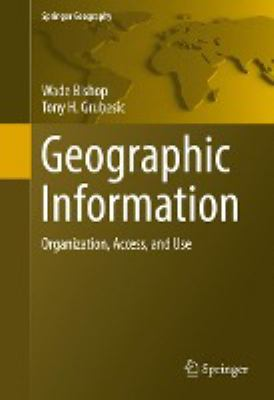 book cover: Geographic Information