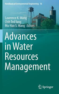 book cover: Advances in Water Resources Management