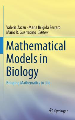 book cover: Mathematical Models in Biology