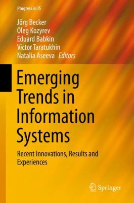 book cover: Emerging Trends in Information Systems