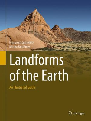 Book Cover : Landforms of the Earth