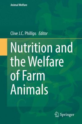 book cover for Nutrition and the Welfare of Farm Animals