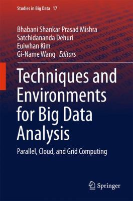 book cover: Techniques and Environments for Big Data Analysis