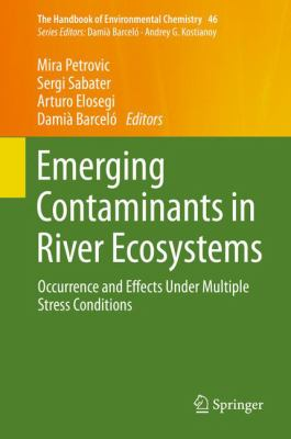 Book Cover : Emerging Contaminants in River Ecosystems