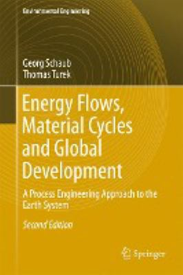 Book Cover: Energy Flows, Material Cycles and Global Development