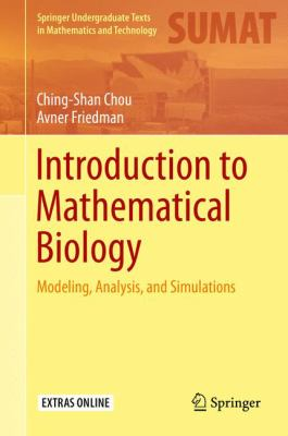 book cover: Introduction to Mathematical Biology