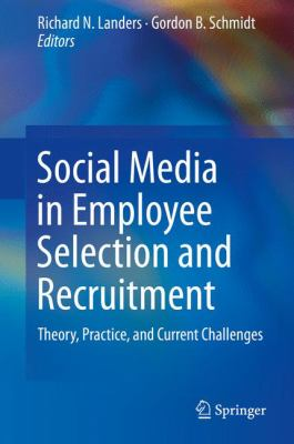Book cover Social Media in Employee Selection and Recruitment
