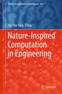 Book Cover: Nature- Inspired Computation in Engineering
