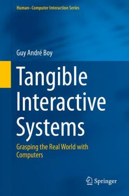 book cover: Tangible Interactive Systems