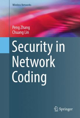book cover: Security in Network Coding