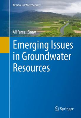 Book Cover: Emerging Issues in Groundwater Resources