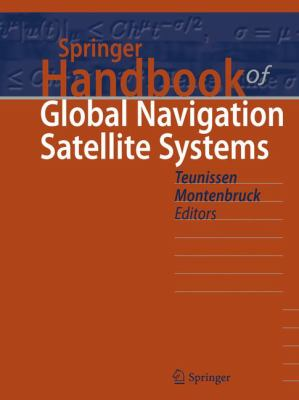 book cover:  Springer Handbook of Global Navigation Satellite Systems