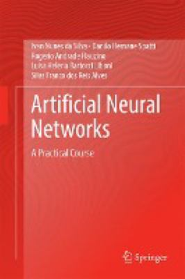 book cover: Artificial Neural Networks