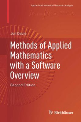book cover: Methods of Applied Mathematics with a Software Overview