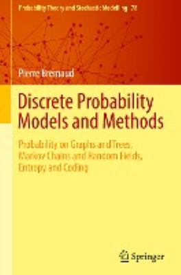 book cover: Discrete Probability - Models and Methods
