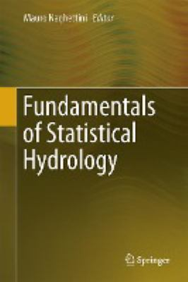 Book Cover : Fundamentals of Statistical Hydrology