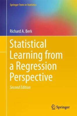 book cover:Statistical Learning from a Regression Perspective