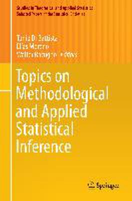 book cover: Topics on Methodological and Applied Statistical Inference