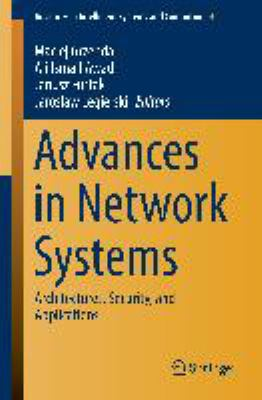 book cover: Advances in Network Systems