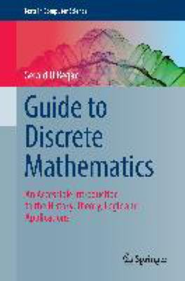 book cover: Guide to Discrete Mathematics