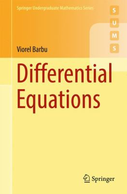 book cover -Differential Equations