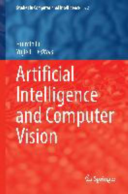 book cover: Artificial Intelligence and Computer Vision