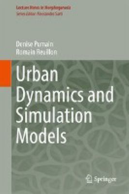 Book Cover : Urban Dynamics and Simulation Models