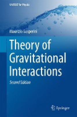 book cover: Theory of Gravitational Interactions